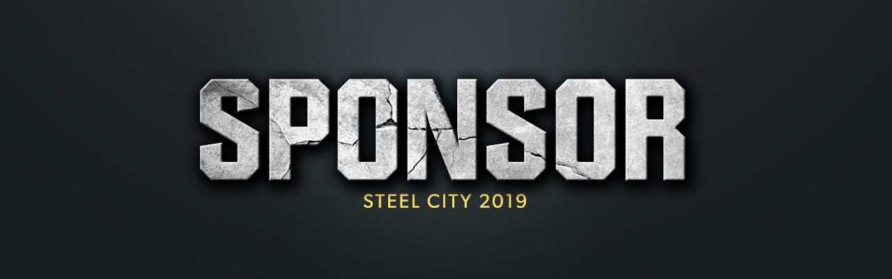 PPA Steel City Sponsor Header