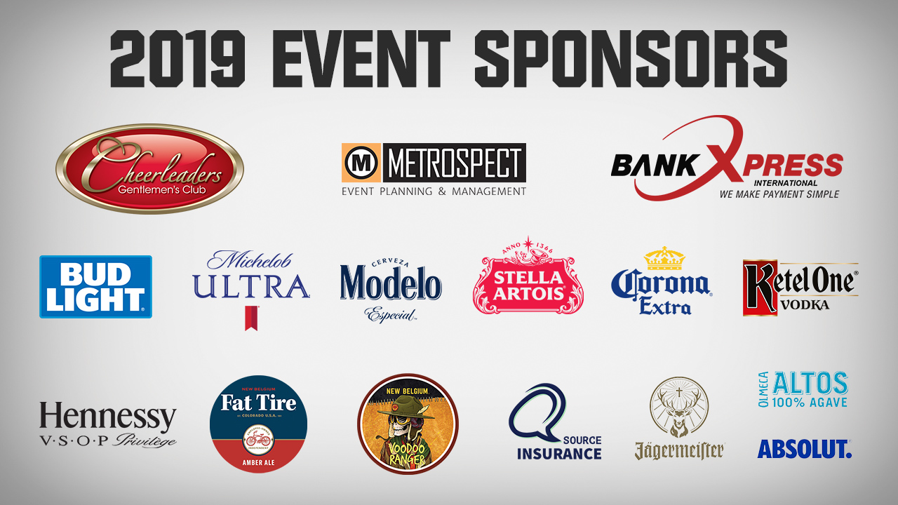 2019 Platinum Pole Awards Sponsors