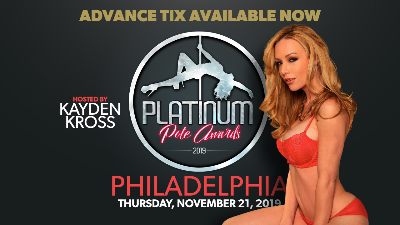 Platinum Pole Awards Tickets Available Now